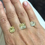 Fancy diamonds.....choose your size!