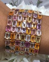 All different colors of sapphires.....